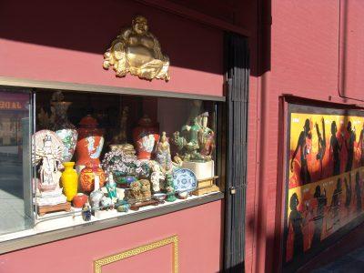 旧金山唐人街|加州艺术学院策展实践课程
